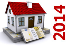 Maximale hypotheek weer omlaag in 2014