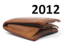 bruto-nettoloon in 2012 berekenen